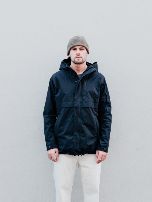 Freyzein- Outwear Jacket - Midnight