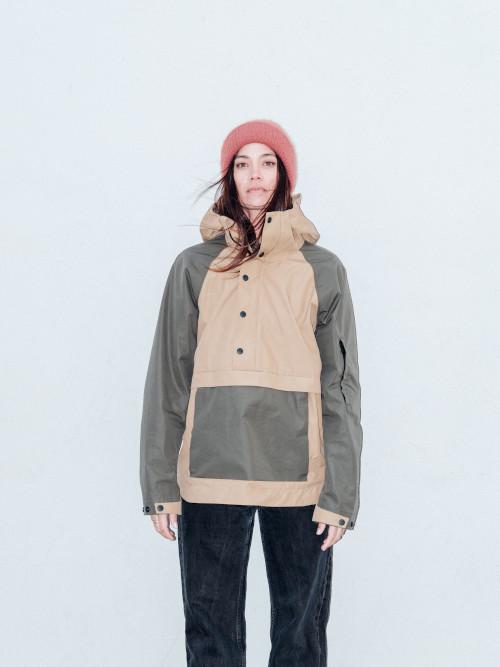 Freyzein - Outwear Jacket - Birch
