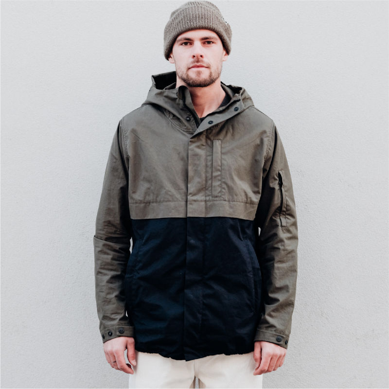 Outerwear Jacket / Ivy