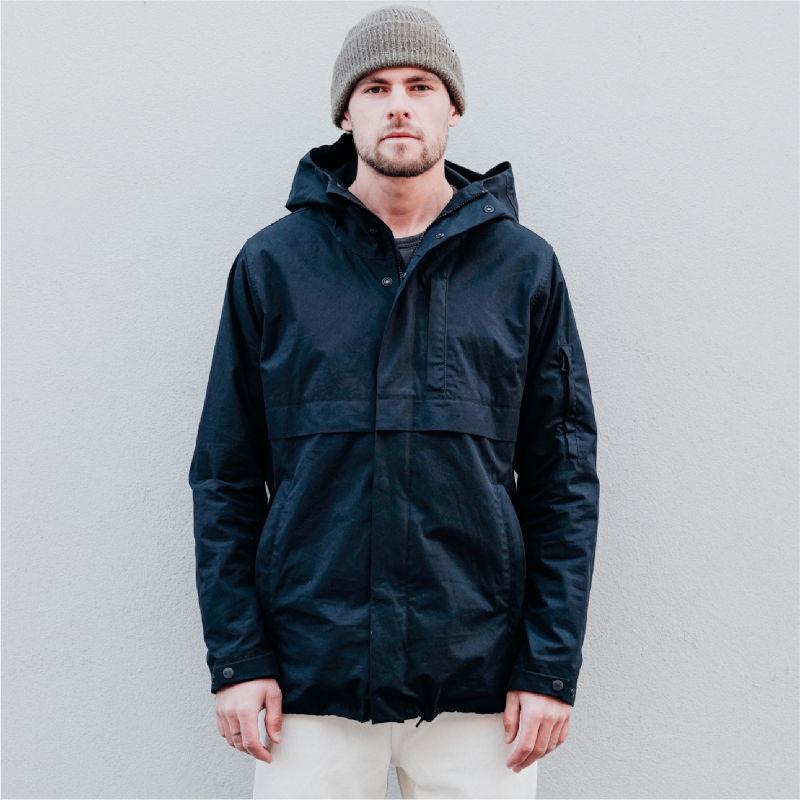 Outerwear Jacket / Sage