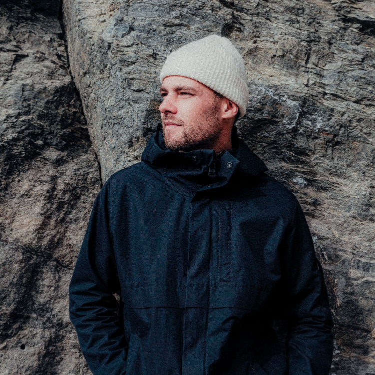 Outerwear Jacket Sage natural biodegradable jacket outerwear fashion sustainable bicircular environmental circular clothing