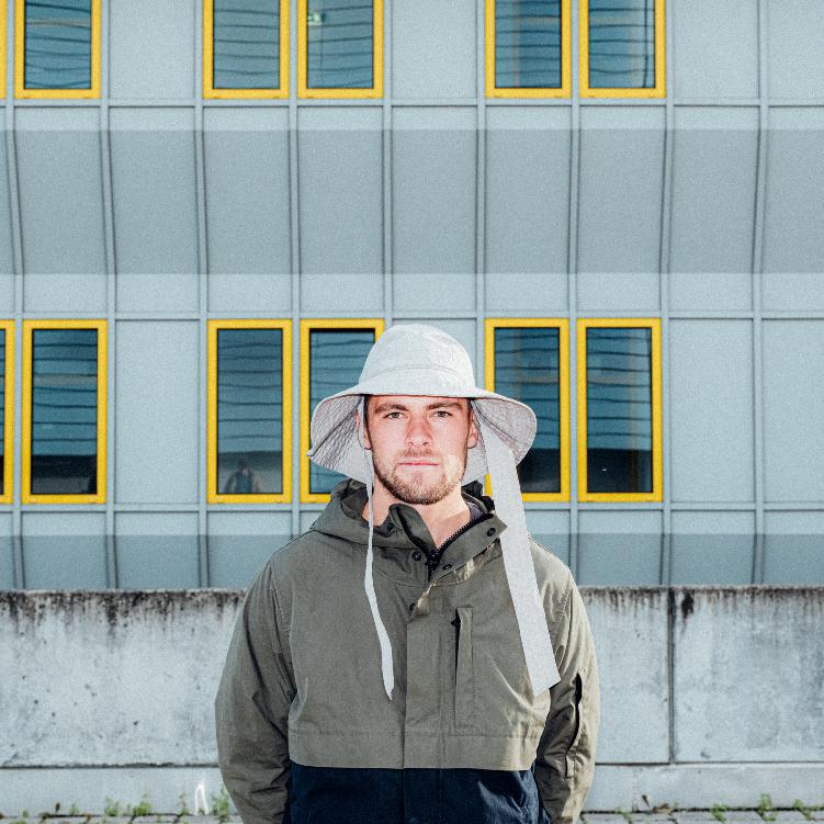 Outerwear Jacket Ivy natural biodegradable jacket outerwear fashion sustainable bicircular environmental circular clothing